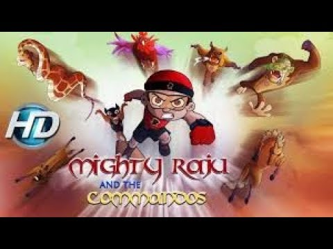 Mighty Raju - and The Commandos