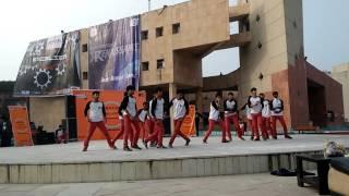 IIT Delhi dance performance,MTV campus Diaries