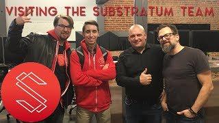 I Got To Visit Substratum's HQ!