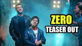 Zero | Eid Teaser Out | Shahrukh Khan | Salman Khan | Aanand L Rai | 21 Dec 2018