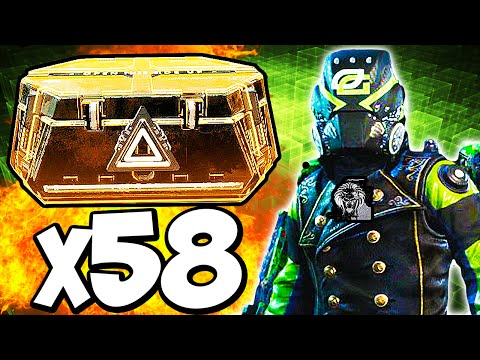 HUNTING OPTIC GEAR & MY OBSIDIAN STEED! - HUGE Advanced Supply Drop LIVE OPENING! (COD AW) Mp3