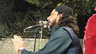 Haq Khateeb Hussain Ali Badshah Sarkar | Darbar e Aliya Balawara Shareef | Latest Oct 2017
