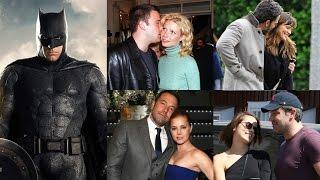 Girls Ben Affleck Has Dated