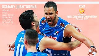 Top 10 Spikes Osmany Juantorena | FIVB World Championship 2018