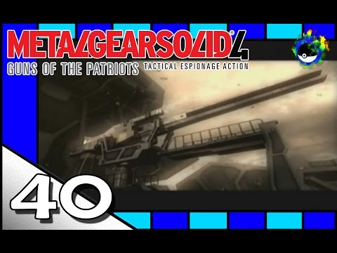 Metal Gear Solid 4 Ep.40: For the sake of Everyone