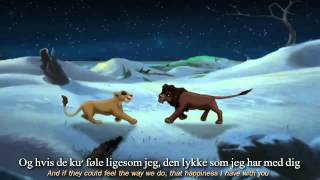 The Lion King II - Love Will Find A Way (Danish S&T)