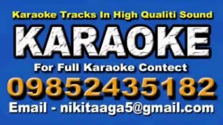 Na kal ka pata na pal ka pata   Karaoke   Muqaddar Ka Faisla   YouTube