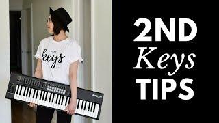 2ND KEYBOARDIST TIPS   AUXILIARY KEYBOARDIST TIPS   WORSHIP PAD TIPS   Worship Keyboard Tutorial