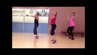 Dance with Juli - Hasta Que Salga el Sol - Dance Fitness