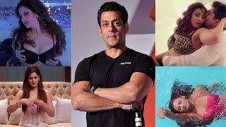 Hate Story 3    Zarine Khan Scared Of Salman Khan ?