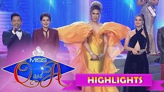 It's Showtime Miss Q & A Grand Finals: Judges delivers their witty introductions