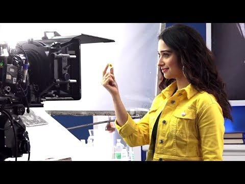 Xxx Mp4 EXCLUSIVE Tamanna Bhatia Is Shooting For An Ad Spotted At A Studio In Mumbai 3gp Sex