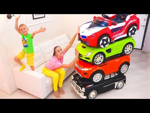 Xxx Mp4 Magic Little Driver Ride On Toy Cars And Transform Car For Kids 3gp Sex