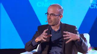 Future Technology is the New 'Arms Race' | CNBC Debate