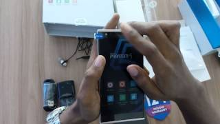 TECNO Phantom 5 unboxing and first impressions