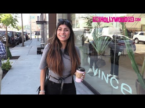 Xxx Mp4 Mia Khalifa Speaks On Out Of Bounds Sports Show With Gilbert Arenas Has A Message For Haters 3gp Sex
