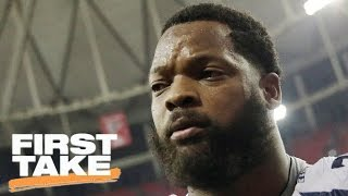 Stephen A. Refuses To Apologize To Michael Bennett   First Take   May 18, 2017