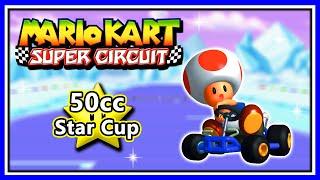 Mario Kart: Super Circuit - 50cc Star Cup (HD 1080p)