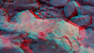 3D Film Trailer 1.5:  Waterside (red cyan anaglyph)