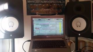 """New Track in the making.... """"Space Clowns & Atomic Monsters"""""""