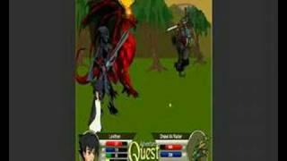 Levithan VS Drakel Air Rider