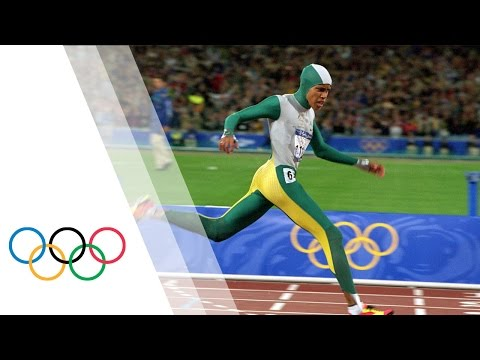 Xxx Mp4 Cathy Freeman Wins 400m Gold Sydney 2000 Olympics 3gp Sex
