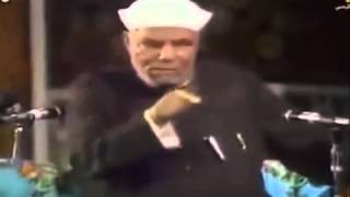الشيخ محمد متولى الشعراوي- عندما تشعر بهم الدنيا وضيقها