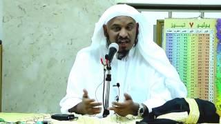 محاضرة الشيخ سليمان الجبيلان في الكويت! 2014