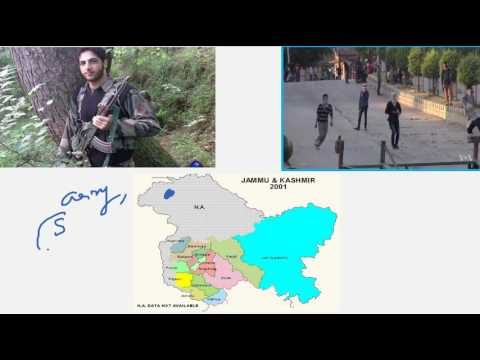 कश्मीर में कैसे शांति लाये,  Bringing Peace in Kashmir