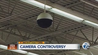 Security camera controversy at Howell Walmart