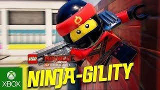 LEGO Ninjago Movie Video Game | Ninja-gility Vignette