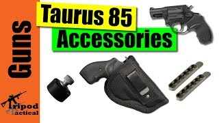 Top Taurus 85 Carry Accessories - 38 Special & .357 Revolver Accessories - Ruger SP101, S&W 642