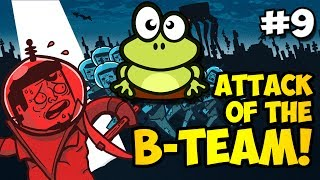 Minecraft: TOADS & DEMONS - Attack of the B-Team Ep. 9 (HD)