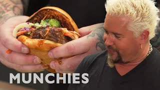 How-To: Make Quick BBQ Brisket with Guy Fieri