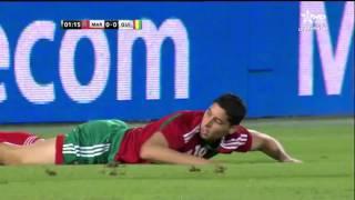 التسجيل الكامل لمباراة المغرب و غينيا