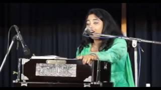শাওনো রাতে যদি - (Sayono Rate Jadi) - নজরুল সঙ্গীত - অন্বেষা মুস্তাফী