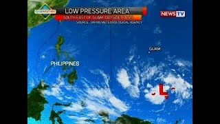 BP: Weather update as of 4:24 p.m. (March 23, 2018)