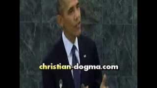 بالفيديو اوباما يفاجئ العالم فى الامم المتحده وماذا قال عن مصر