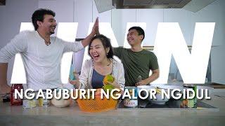 NNN - Bidadari Bikin Sop Buah (feat. Pao Pao, Kathu)