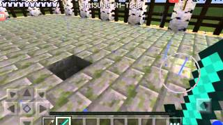 Stefek pizza mod to many item minecraft pe