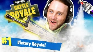 WINNING IN SOLO QUEUE!! (FORTNITE BATTLE ROYALE!)
