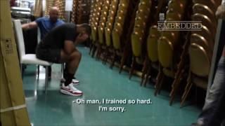 Daniel Cormier reaction when Dana White told him Jon Jones is positive