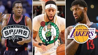 15 Unexpected NBA Trades That Will Happen!