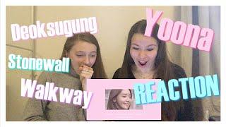 윤아 (YOONA) – 덕수궁 돌담길의 봄  'Deoksugung Stonewall Walkway' (Feat. 10 cm) MV REACTION ☆Leiona☆
