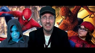 Old vs New: Spider-Man Movies  - Nostalgia Critic