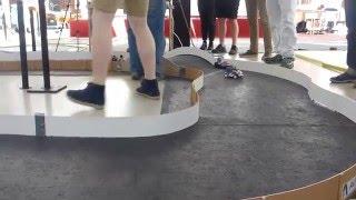 Robot SM 2016 Gothenburg - Folkrace -