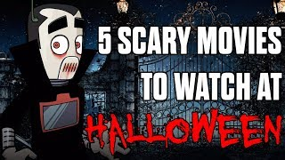 Top 5 Scary Movies to Watch at Halloween with Lil Rob