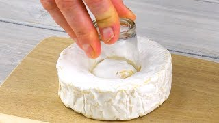 This Is Why The Glass Goes In The Cheese – Wait 20 Minutes & You Won
