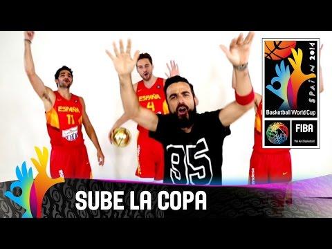 watch Huecco - Sube la copa - Official Video Clip - 2014 FIBA Basketball World Cup