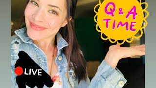 HOW I do my ALEXA voice!  Q+A, Future Plans & Hanging Out W/Y'all! irlrosie